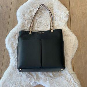 Michael Kors Bedford Leather Large NS Pocket